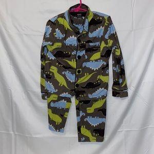 Dinosaur Two Piece Pajama